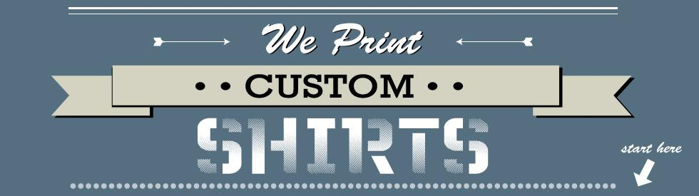 Custom T-shirts revised